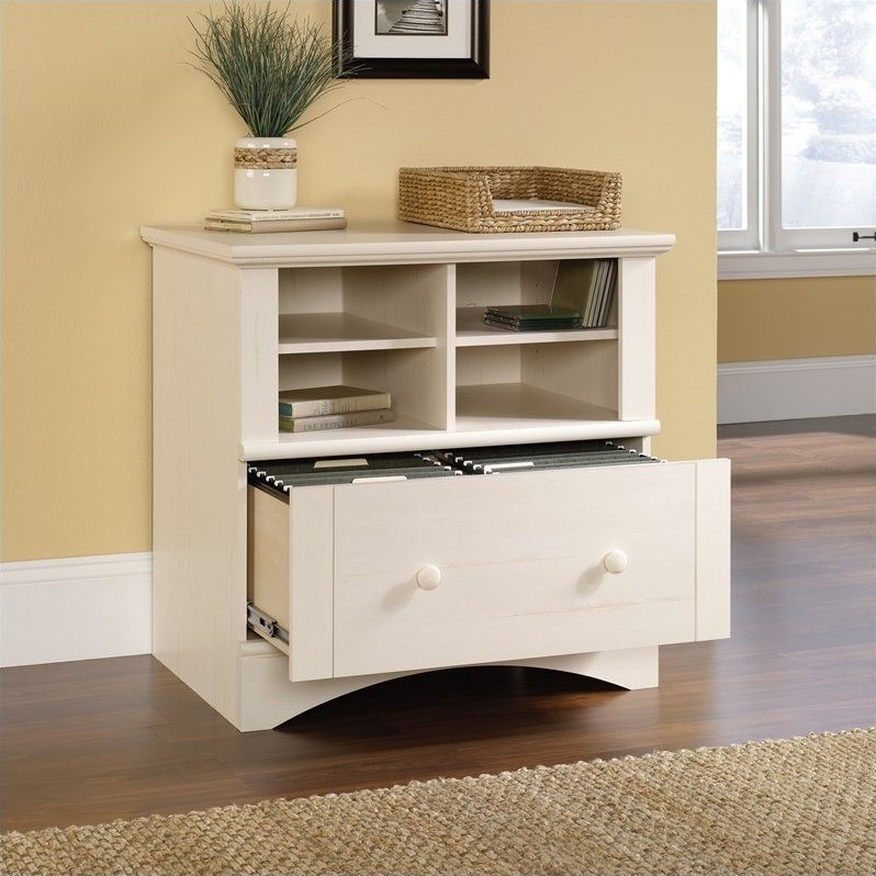 Kingfisher Lane 1 Drawer Lateral Wood