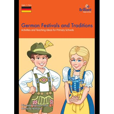 German Festivals and Traditions - eBook](Halloween German Traditions)