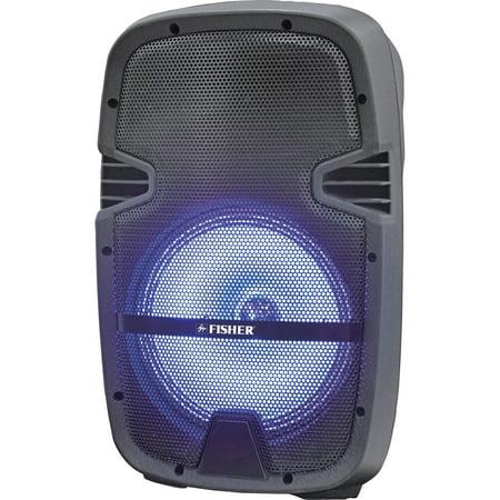 Fisher FBX822K BLASTBOX SOUND 1,500-Watt Portable Bluetooth Speaker System ()