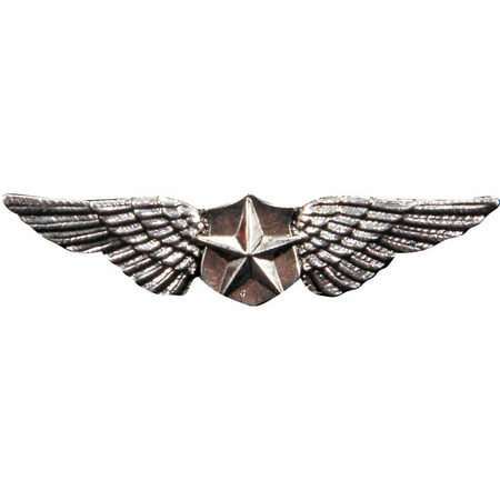 Novelty Pilot Wings Pin Halloween Accessory
