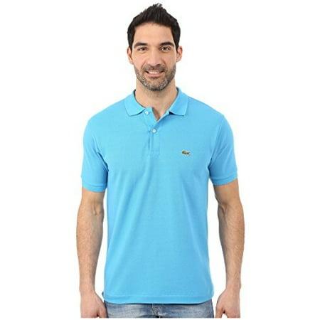 0c45dc7f Lacoste L1212-51-ZBA : Men's L1212 Classic Pique Polo Shirt Fiji