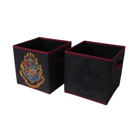 Best Harry Potter Soft Collapsible Storage Cubes (Set of 2) deal