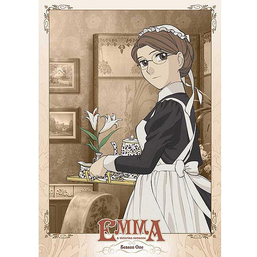 Emma: A Victorian Romance - Season One