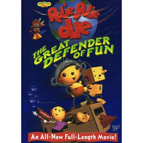 Rolie Polie Olie: The Great Defender Of Fun (Full Frame)