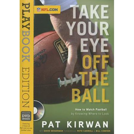 Take Your Eye Off the Ball : Playbook Edition