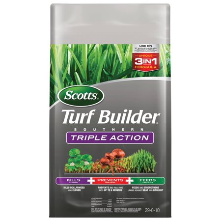 Scotts Turf Builder Southern Triple Action 8M