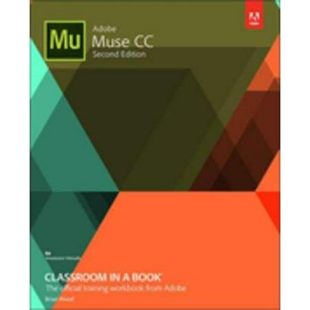 Adobe Digital Books - Adobe Muse CC Classroom in a Book - eBook