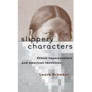 Slippery Characters - eBook