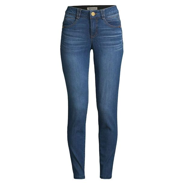 female blue jeans : ABS Solution Denim Jeans