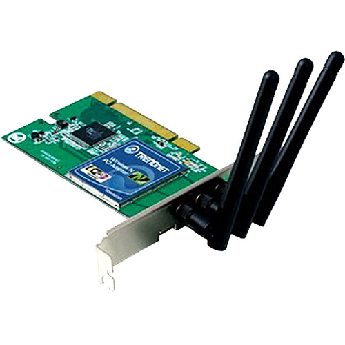 TRENDnet TEW-623PI  Wireless N PCI Adapter