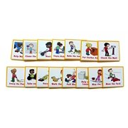 """Kenson Kids """"I Can Do It!"""" Reward Chart Supplemental Chore Pack - Ages 3 to 10"""