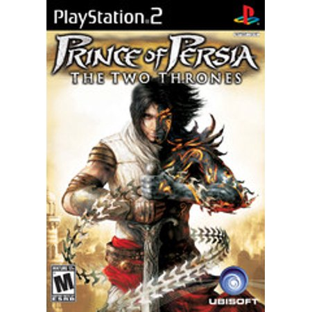 Prince of Persia Two Thrones - PS2 Playstation 2
