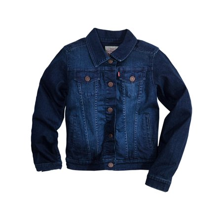 Levi's Trucker Denim Jacket (Little Girls & Big