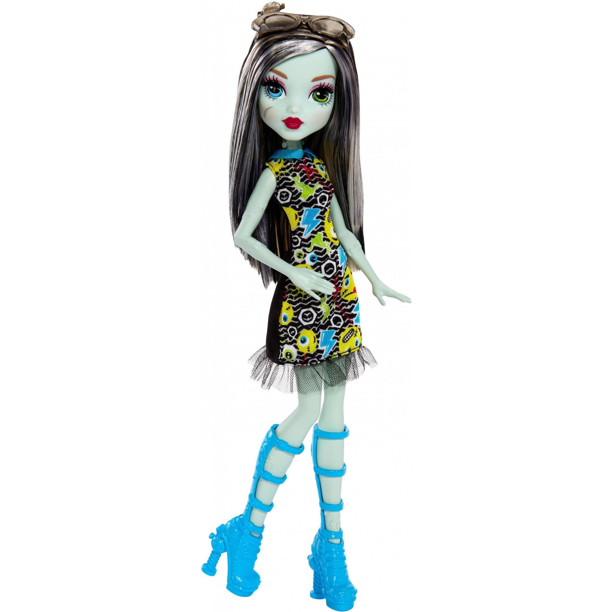 Monster High Emoji Frankie Stein Doll by MATTEL INC.