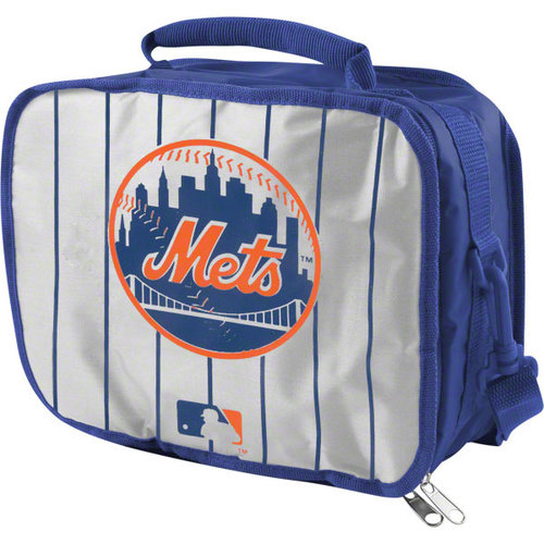 MLB - New York Mets Stripes Lunch Box