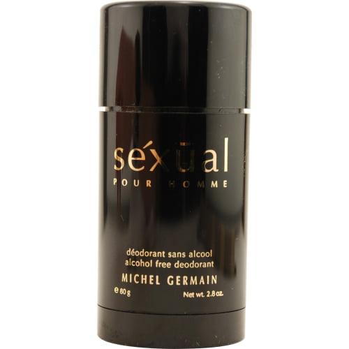 Michel Germain 10918505 Sexual By Michel Germain Deodorant Stick Alcohol Free 2.8 Oz