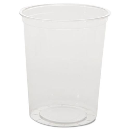 WNA Inc APCTR32 Deli Containers, Clear, 32oz, 50/pack, 10.