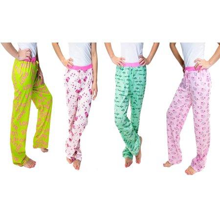 59C Women Super Soft 100% Cotton Pajama Sleep