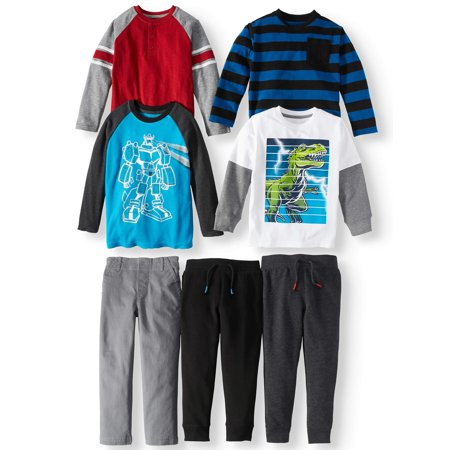 Kid-Pack Mix and Match 7 Piece Gift Box (Little Boys & Big Boys)