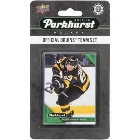 Bruins Hockey Card (Boston Bruins 2017/18 Team Card Set - No Size )