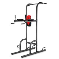 Weider Power Tower with Four Workout Stations and 300 Lb. User Capacity