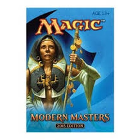 Magic The Gathering Modern Masters 2015 Booster Pack