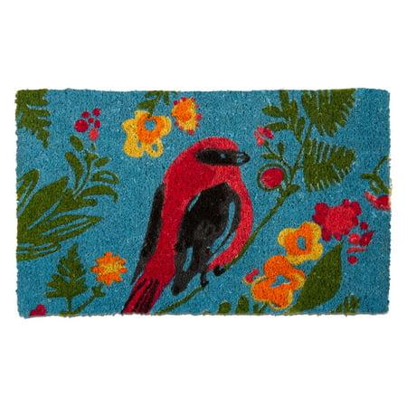 TAG Song Bird Coir Door Mat
