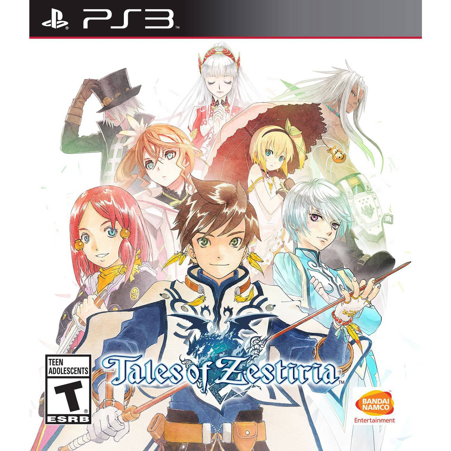 Tales of Zestiria (Playstation 3) by Namco
