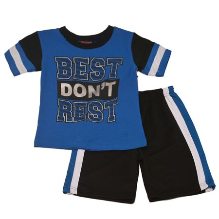 Mad Game Little Boys Royal Blue