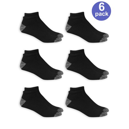 (Men's Low Cut Socks 6-Pack)