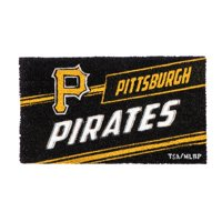 Pittsburgh Pirates 16'' x 28'' Coir Punch Mat