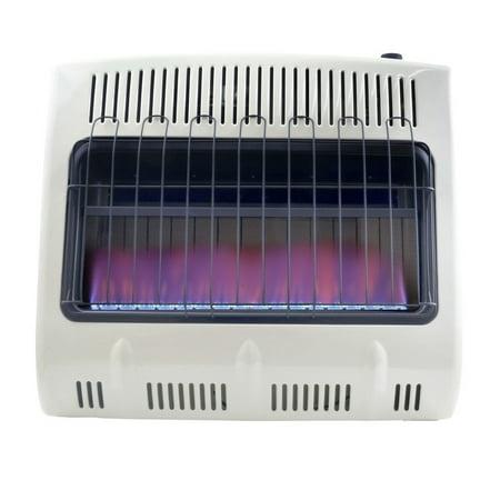 Mr. Heater 30,000 BTU Vent Free Blue Flame Natural Gas Heater ()