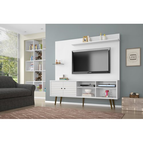 George Oliver Jabari Entertainment Center for TVs up to 55''