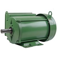 3 HP Farm Duty Single Phase Electric Motor 1800 RPM 184T Frame TEFC 208/230 Volt