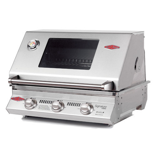BeefEater Signature Series BBQ 3-Burner Built-In Gas Grill