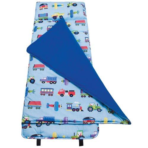 Wildkin Olive Kids Train, Planes, & Trucks Nap Mat