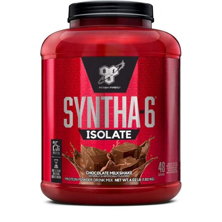 BSN Syntha 6 Isolate, Chocolate, - Syntha 6 Chocolate