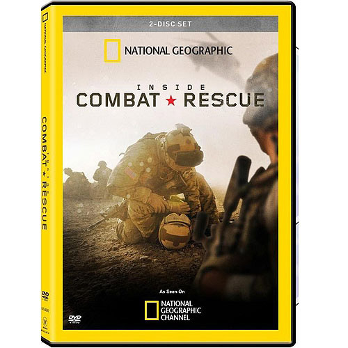 National Geographic: Inside Combat Rescue (Widescreen)