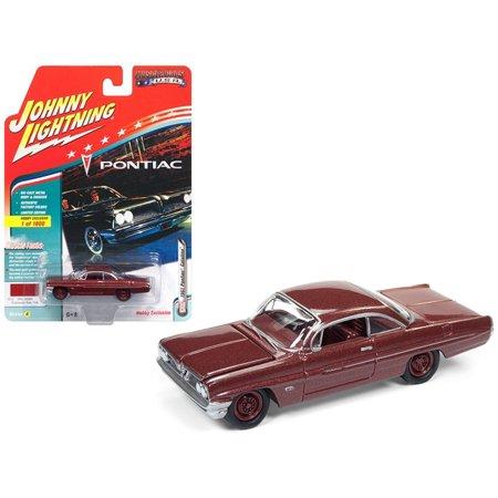 1961 Pontiac Catalina Coronado Red Poly Limited Edition to 1800pc