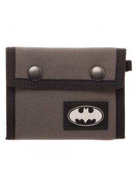 0e072e82421b6 Product Image Wallet - DC Comics - Batman Canvas Tri-Fold New fw5e8hbtm