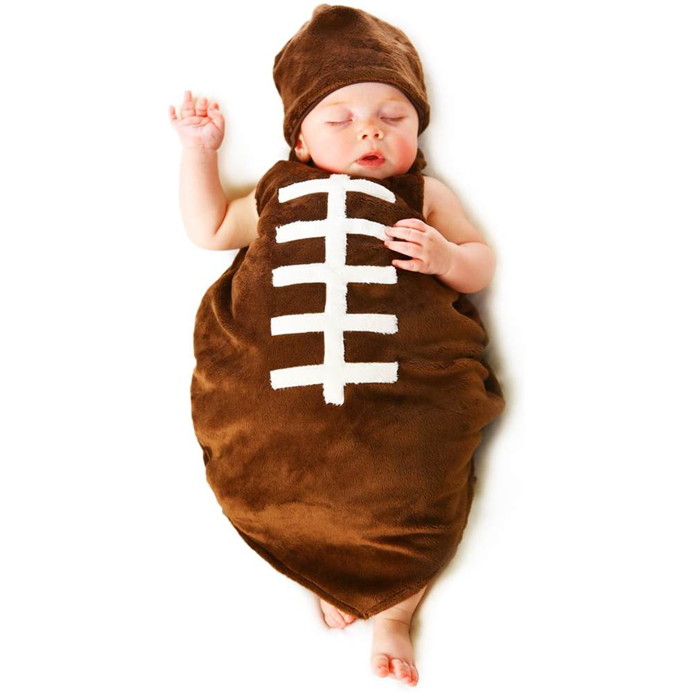 Finn the Football Bunting Baby Costume