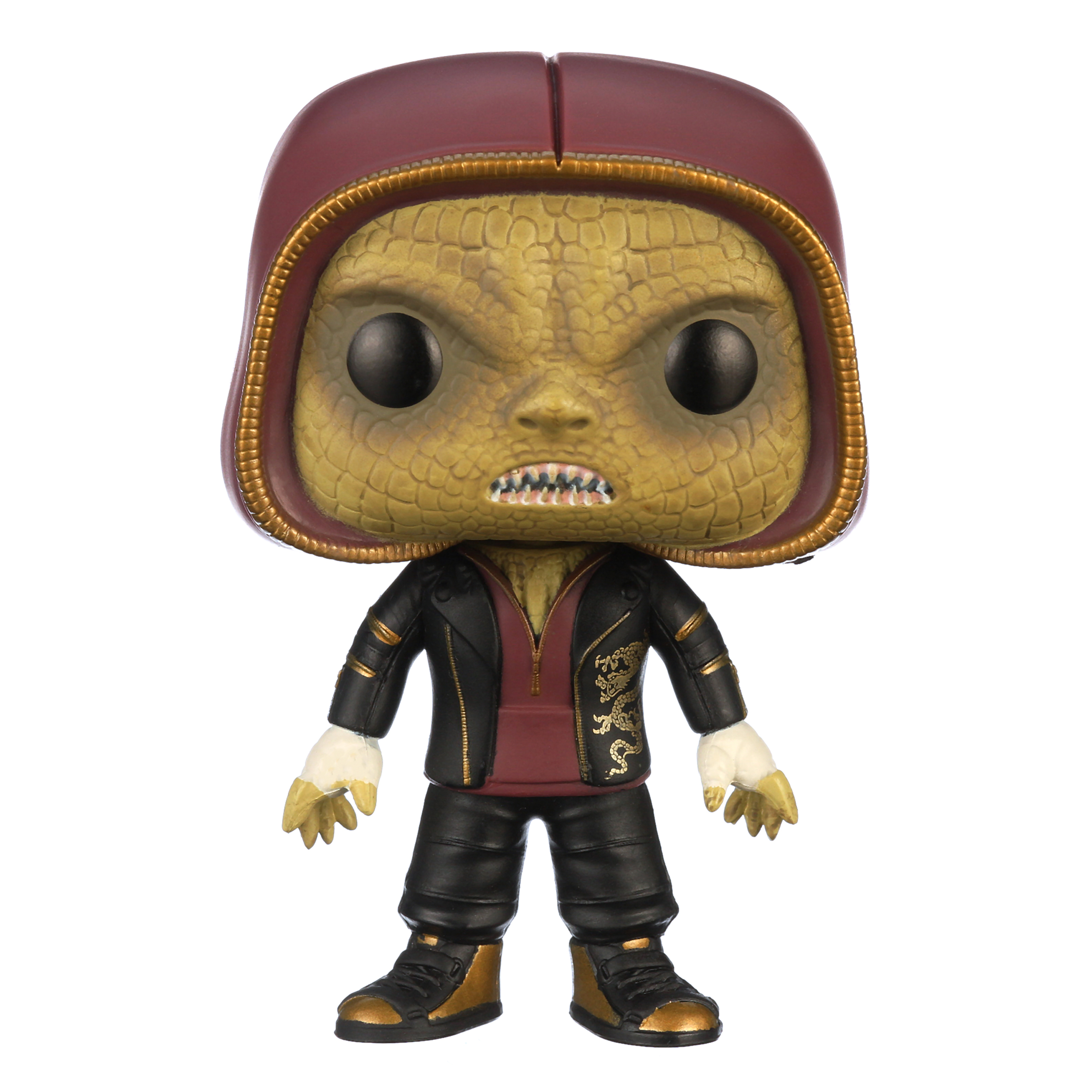 Hooded Funko POP #150 Wal-Mart Exclusive MOVIES: SUICIDE SQUAD ~ KILLER CROC