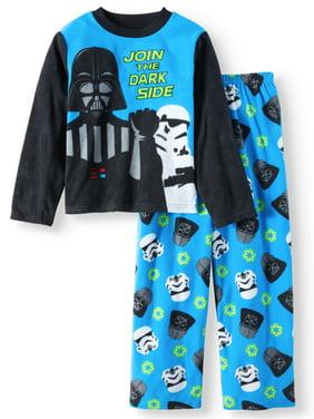 5fac802c5 Product Image Boy's Star Wars 2 Piece Long Sleeve Pajama Sleep Set (Big  Boys & Little Boys