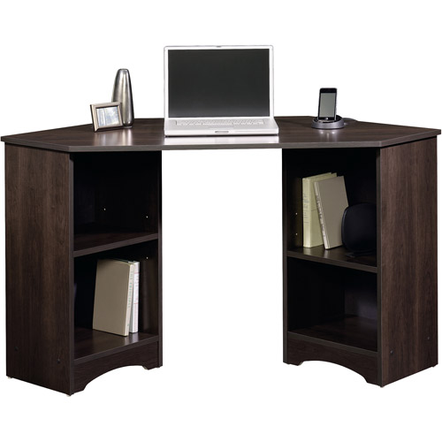 Sauder Beginnings Traditional Corner Desk, Multiple Finishes