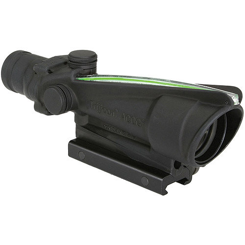 Trijicon TA11J-G ACOG 3.5 x 35 Scope, Red Crosshair
