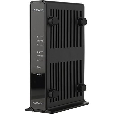 Actiontec WCB3000N Single Dual Band Wireless Network