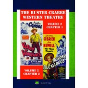 Buster Crabbe Western Theatre Vol 2 by