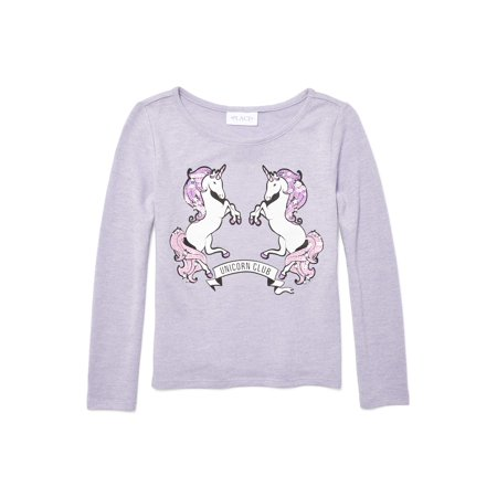 The Children's Place Unicorn Sweater Knit - Disney Children's Clothing