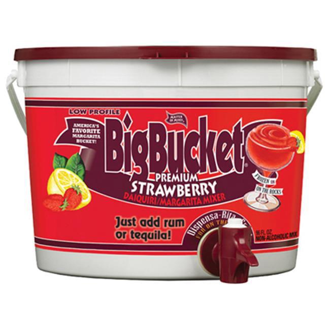 American Beverage Marketers 223LP 96 Oz.  Straw Margarita Mix