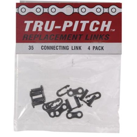Daido TCL35-4PK Roller Chain Connecting Link, #35, Pack of 4
